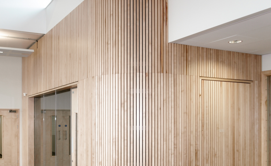 slatted ceiling and walls groove acoustic panels vertical slatted ceiling slatted walls