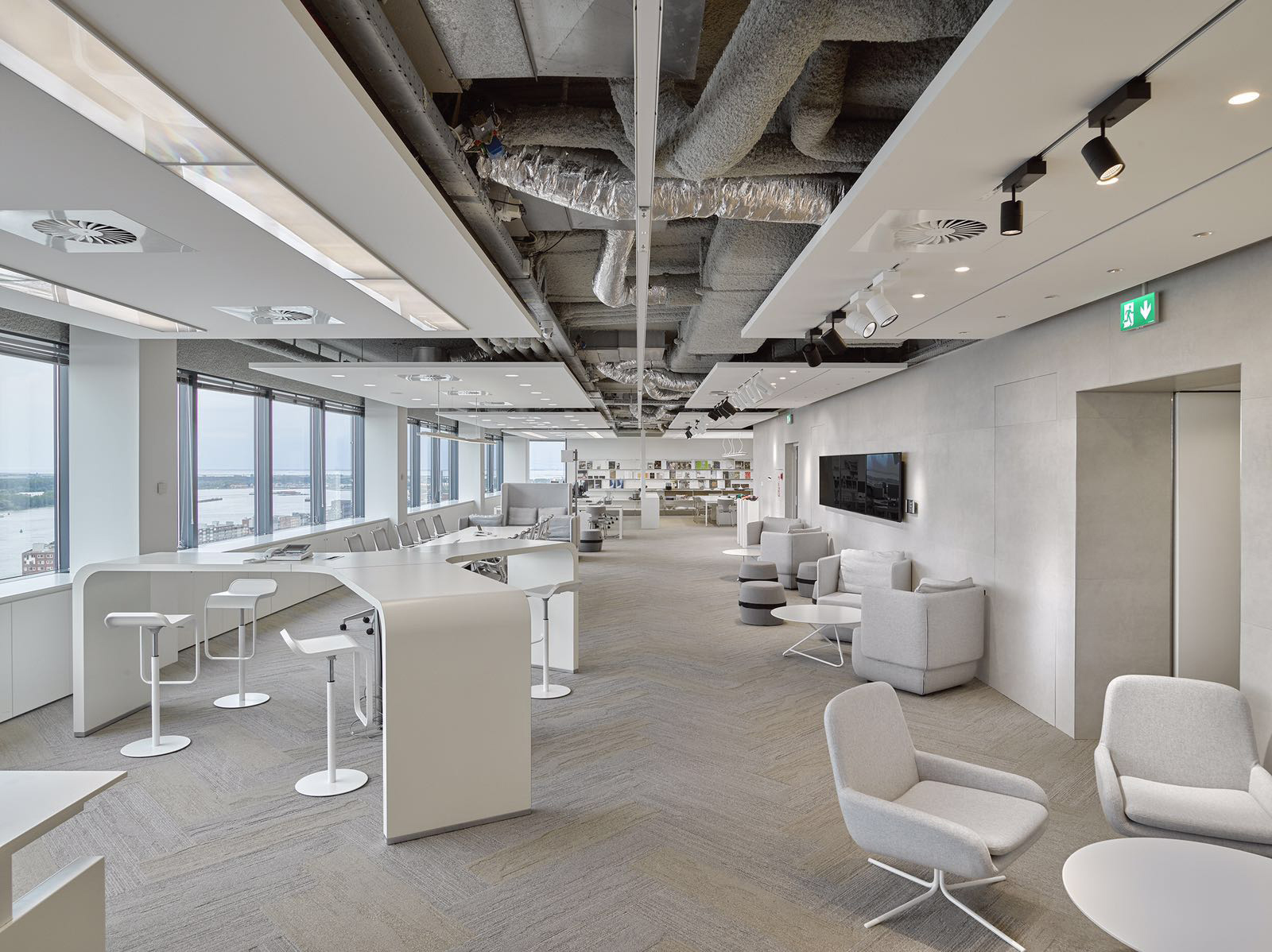 product quietceiling office ceilings headpic quietstone quiet panels acoustic ceiling